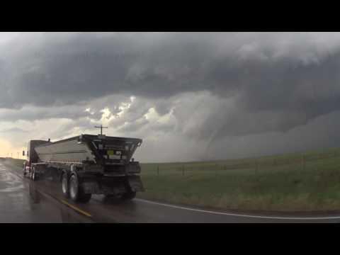 Weld County Colorado Tornado, June 12, 2017