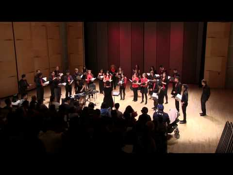 UCR Chamber Singers - Valentines (12 Feb 2015)
