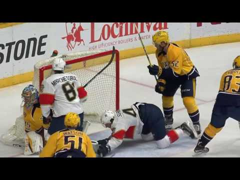 Florida Panthers vs Nashville Predators - February 11, 2017 | Game Highlights | NHL 2016/17