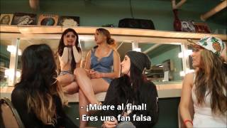 Fifth Harmony Plays WOULD YOU RATHER - Fifth Harmony Takeover [SUBTITULADO]