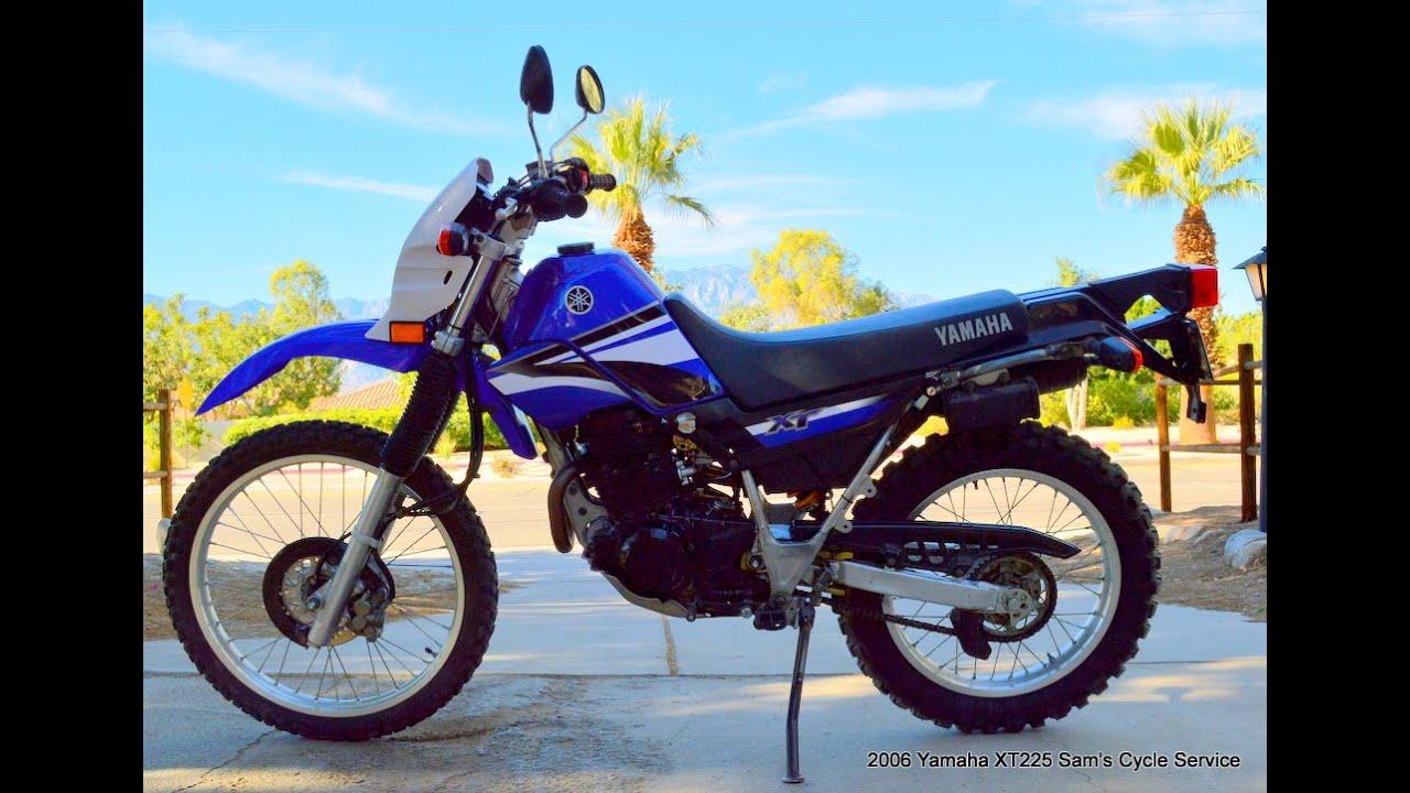 Yamaha xt225 for sale