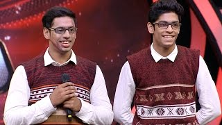 D3 D 4 Dance I Raez & Roshan - Kholo kholo I Mazhavil Manorama