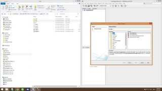 This video will show you how to connect to a local database Microso...