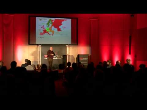 The future of money | David Birch | TEDxWoking - YouTube