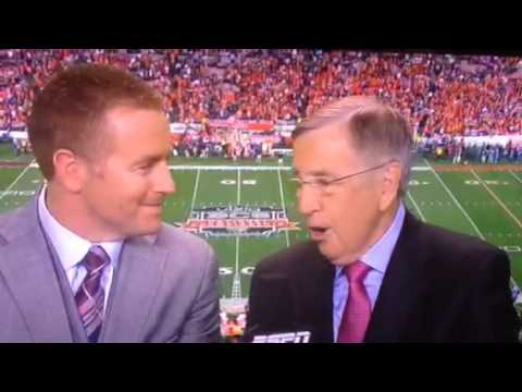 I'm Kirk Herbstreit along with Brent Musburger