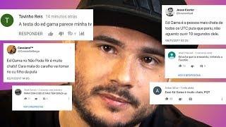 Baixar REAGINDO AOS COMENTÁRIOS DOS HATERS