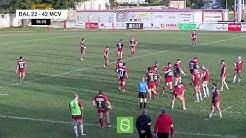 Rugby : F2 2020 Balma/Castelsarrasin Equipes A