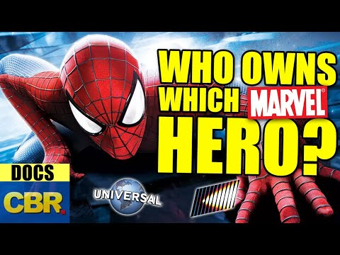 The Complete Guide To Marvel Live-Action Characters Owning Rights
