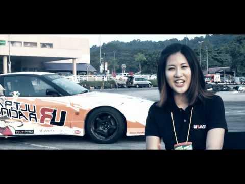 Girl Drifter Leona Chin