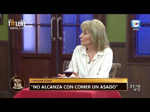 Carolina Cosse y Glenda Roldán en Polémica en el Bar