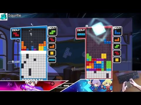 Puzzle League w/ Wumbo! Rank #2 Worldwide 27005➜27184 [Switch]