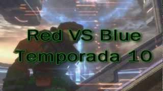 Red vs Blue Temporada 10 Confirmada Cap. 1 y Trailer (Sub Español) Por ShadowJLDVSR