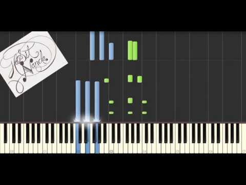 About Time Soundtrack  Main Theme Piano Tutorial