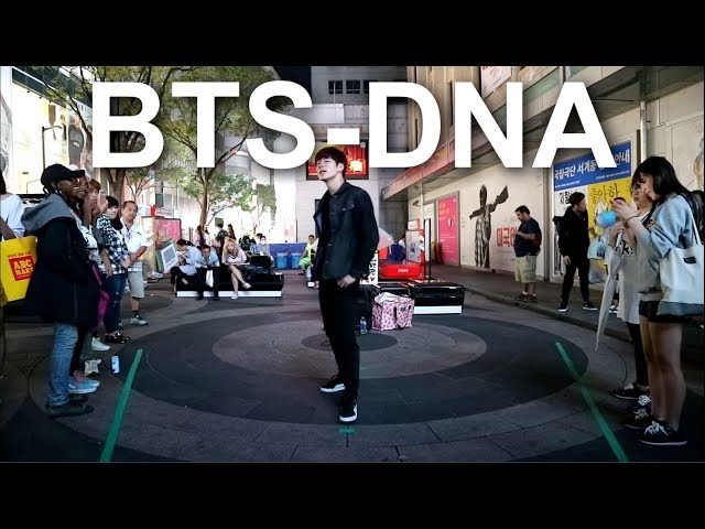 BTS(?????)-DNA(????) cover dance(????)???,???