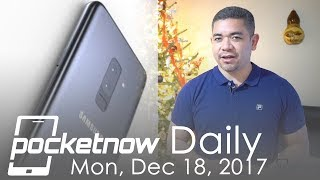 Samsung Galaxy S9 possible date, Pixel 2 fixes after 8.1 & more - Pocketnow Daily(, 2017-12-19T02:00:04.000Z)