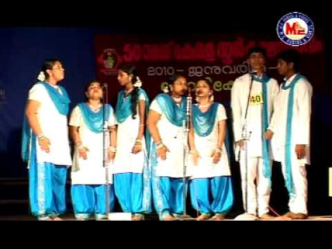 nilayude theeram malayalam group song youtube