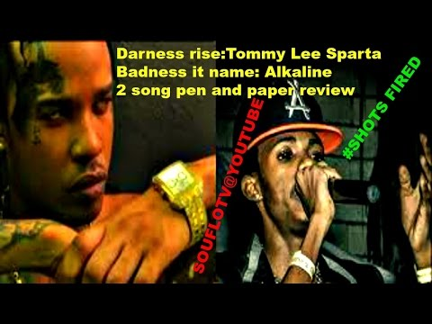 Tommy lee Sparta diss alkaline 2 song review (SHOTS FIRED)