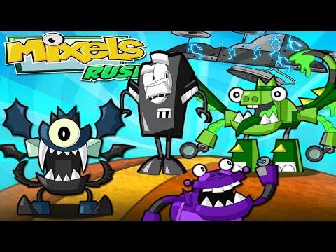 Mixels Rush - Final Boss Gameplay Walkthrough Part 4