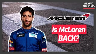 Is McLaren Back At The Front?