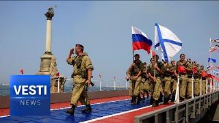 Crimea. The Way Home. Documentary by Andrey Kondrashev