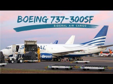 Cargo Airplane | Cargo Aircraft | Boeing B737 Cargo | Avião de Carga no Brasil