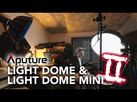 5-minute-review---aputure-light-dome-and-mini-ii