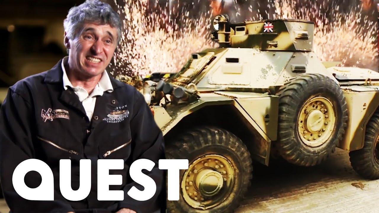 Deadly World War Tanks Undergo Mind Blowing Transformations | Combat Dealers