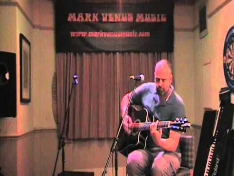 Mark Venus Live @ The Pilgrim Inn 26-7-2012
