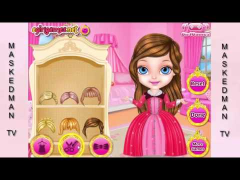 Barbie Games for Kids | Barbie Dress Up and Make Up Games