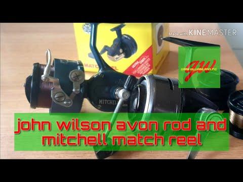 The John Wilson Avon Rod And Mitchell Match Combination