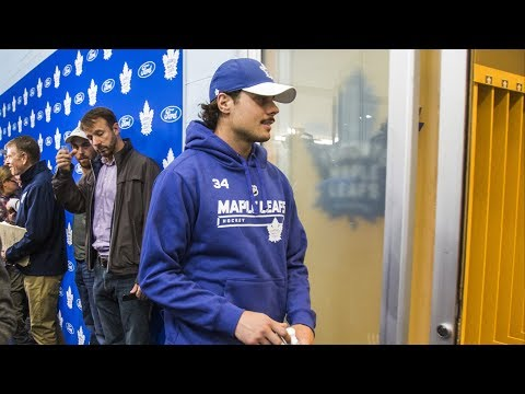 Marner, Kapanen centre stage as Leafs lose exhibition opener in St. John's