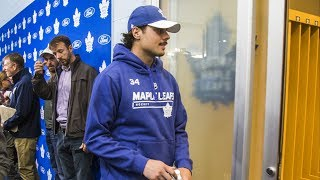LEAFS NATION: Training camp in Etobicoke before team heads off to Newfoundland