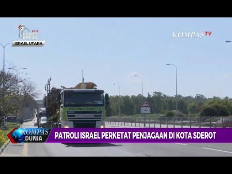 Ketegangan Terus Terjadi Di Jalur Gaza Pasca Israel Bom Wilayah Palestina