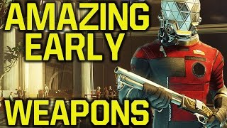 Prey Tips and Tricks - GET AWESOME WEAPONS EARLY IN THE GAME  (Prey Gameplay - Prey tipps - Prey PS4