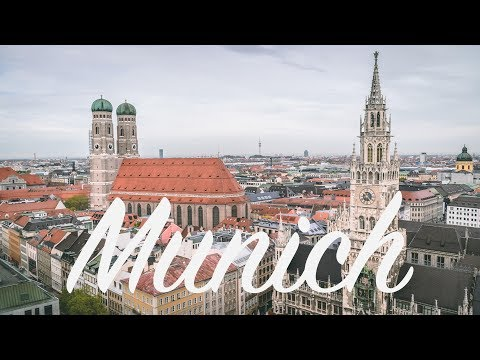 Trip to Munich for the first time | Visit Beautiful Germany Travel vlog 1