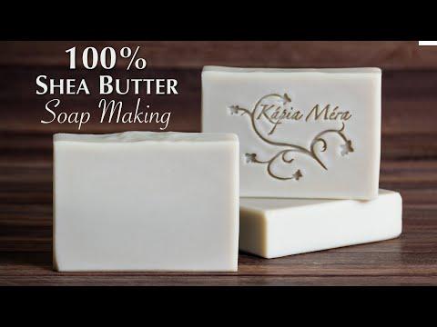 Shea Butter Soap - Cold Process Soap