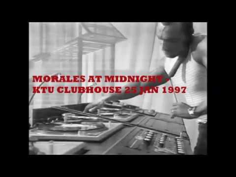 Morales at midnight -  KTU CLUBHOUSE 25 JAN 1997
