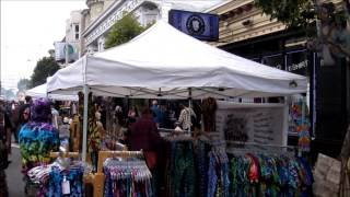 San Francisco Haight-Ashbury Street Fair 2013