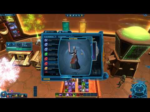 SWTOR Experiment Phase