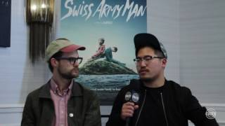 CalTV E: Swiss Army Man Interview with Daniel Scheinert and Daniel Kwan
