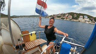 Отмена рейсов в Черногорию Добрались в Хорватию