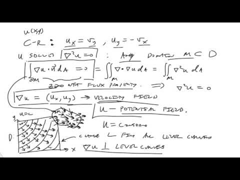 Applications of analytic functions to fluid flow