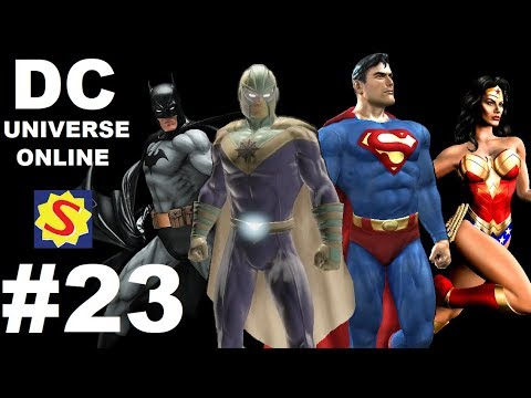 DCUO - Part 23 - Batwoman, Intergang, & Atlanteans