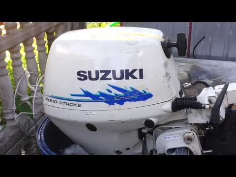 лодочный мотор сузуки four stroke