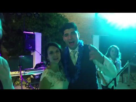 Orquesta para bodas en Madrid kalifornia novios comentarios