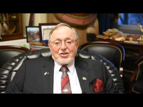 Rep. Young Shares Message with Alaskans on First Day of 115th Congress