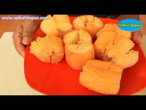 Resep rahasia singkong keju mekar tukang gorengan