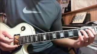 Dokken - When Heaven Comes Down - Bridge - Guitar lesson
