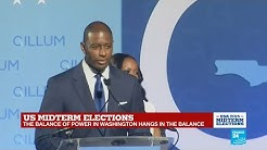 US Midterms: Tallahassee mayor Andrew Gillum concedes defeat in Florida gubernatorial race