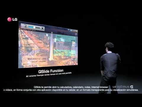 LG Optimus G: Q Slide / Quick Memo